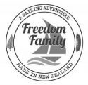 The Sailing Adventures of the Freedom Family
